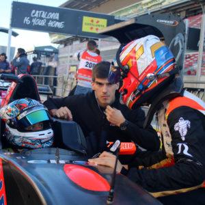 Photo: Arnau Viñals // The R Formula // FormulaRapida.net